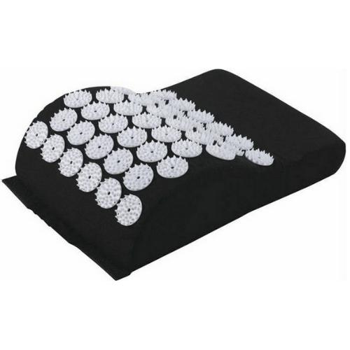 Acupuncture Pillow for Neck Pain Relief Treatment- KZ0492 Black