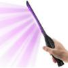 Portable UVC Sterilizer LED Disinfection Device Black