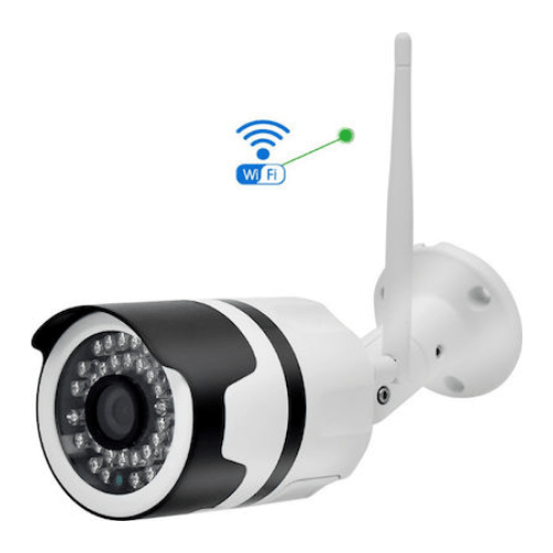 Wireless Camera Production with Motion Detector IP Full HD 5.0MP Wifi ANDOWL - Q-A244