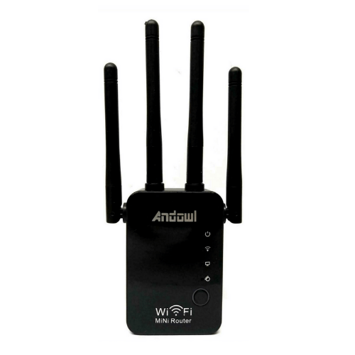 Wireless WIFI Router WI-FI Repeater Booster Extender Q-A45