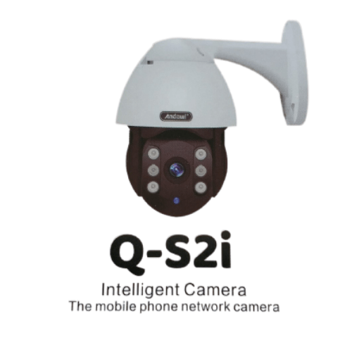 Wifi Outdoor Smart IP PTZ Camera Andowl Q-S2i