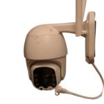 Q-S33 ANDOWL 5.0MP Solar WiFi Alert PTZ Camera