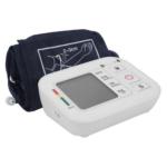 2 Types Arm Blood Pressure Monitor Measure Blood Pressure and Heart Beat LCD Display Jziki