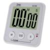 Portable Large LCD Display Count Down Up Clock /Digital Timer Alarm Clock DC100