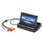 Car Rear View LCD Monitor Wireless IR Rearview Backup 4.3-inch screen