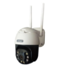 Wireless Surveillance Camera, Waterproof IP 65, with Wifi connection, suitable for indoor and outdoor use Andowl Q-S4