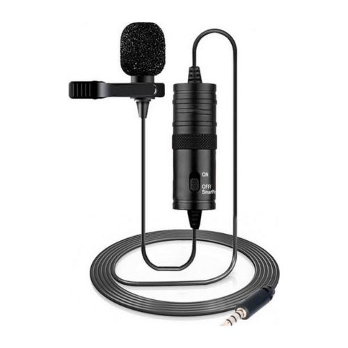 Microphone Recording Capacitor Andowl Q955S - Black