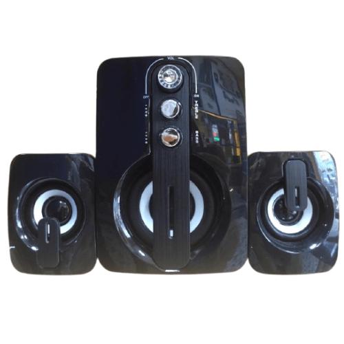 Active Speakers multimedia 2.1 Desktop Speakers D003V