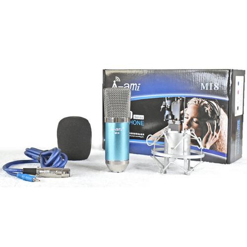 MI8 microphone
