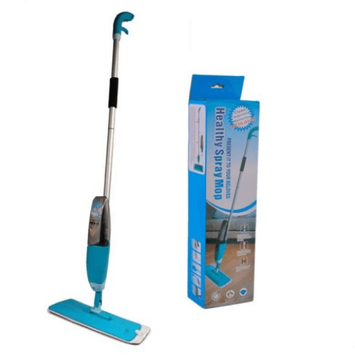 Mop with Spray and Microfiber - Healthy Spray Mop