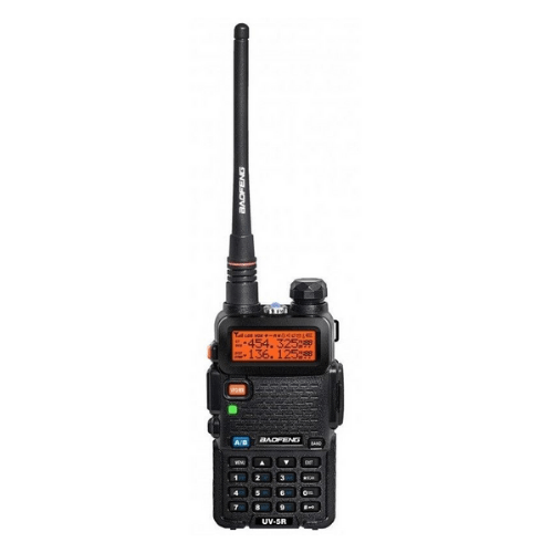 5.8W Portable Dual Band VHF / UHF Transceiver Baofeng UV-5R