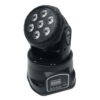 4-IN-1 7x10W LED Moving Head Lighting Smart RGBW DP-518