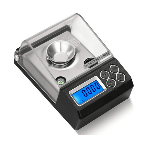 Portable Digital Counting Weighing Scale 50g/0.001g CT-33