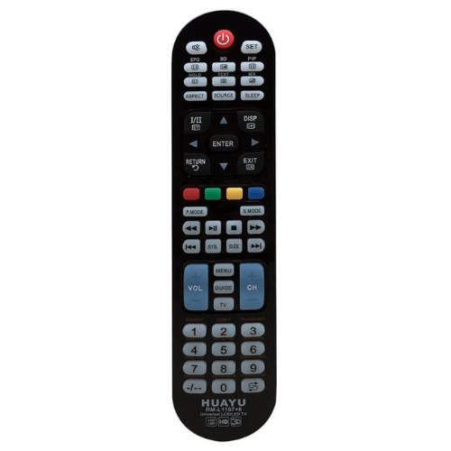 Universal LED / LCD Remote Control RM-L1107 + 8