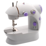Compact and Portable 4 in 1 Mini Sewing Machine with Foot Pedal