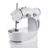 Compact and Portable 4 in 1 Mini Sewing Machine with Foot Pedal OEM SM-201