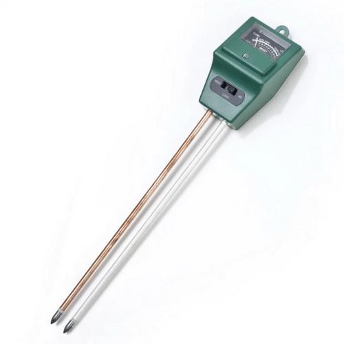 Moisture and PH Meter