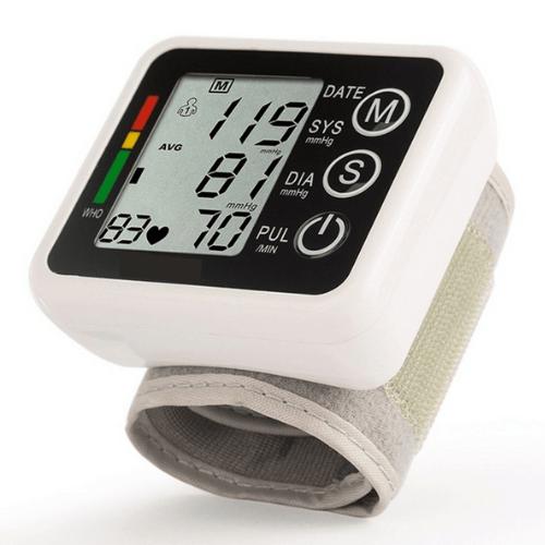Wrist Blood Pressure Monitor JZIKI ZK-W863YA