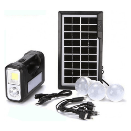 Solar Lighting Set Solar Lighting GD-8017