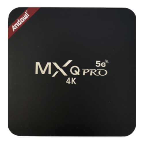 TV BOX 5G 4K Android 10.0 Andowl Q-A106