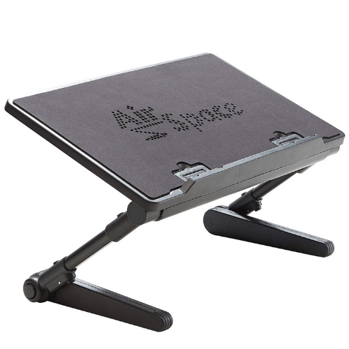 Stand and Work with Adjustable Laptop Desk Air Space-13159