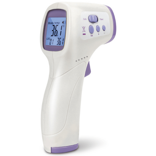 Digital Contactless Thermometer For Measuring The Forehead Andowl CK-T1501