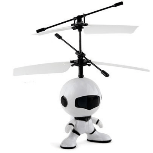 FLIGHT ROBOT INFRARED INDUCTION AIRCRAFT +14 Ages HJ822