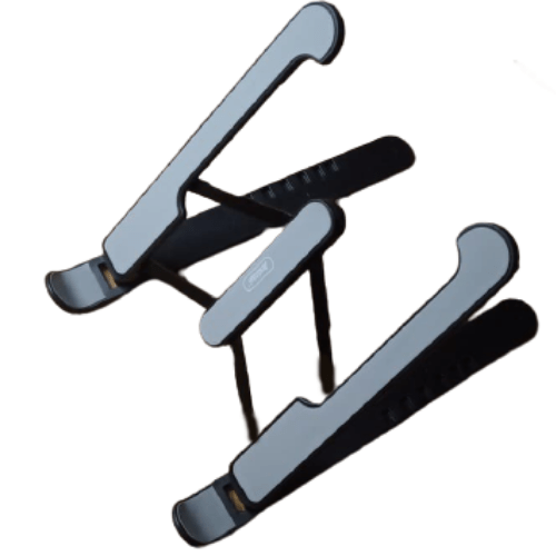 Folding Adjustable And Portable Stand For Laptops And Tablets Andowl P1