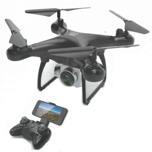 High Performance Smart Quadcopter 360° Flip HD Camera Wifi Headless Mode With Lights Explorer A8