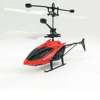 Infrared Induction Flight Helicopter Toy With Lights 9196