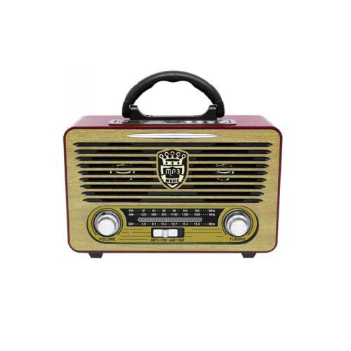 Retro Meier M113BT Portable Bluetooth Radio