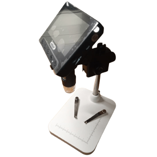 Portable Digital Electron Screen Microscope That Can Take Photos HD 1000X Magnification With LED Light Andowl Q-XW01