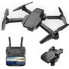 Quadcopter RC Drone 4K HD Dual Camera Wide Angle Shooting WIFI FPV 360 Degree Roll Headless Mode Foldable ZHENG FEI TOYS F97