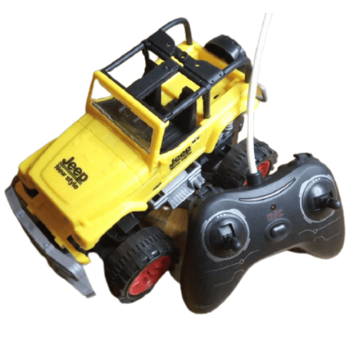 Remote Controlled Electric Race Champion Cross Country Car For Children And Adults