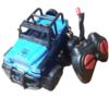 Remote Controlled Electric SUV Mini Monster Truck With Lights For Children And Adults 666-16