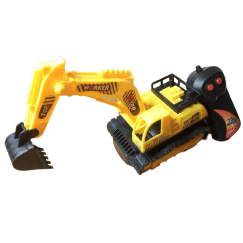 Remote Controlled Electric Working Machine Excavator For Children And Adults MS913