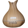 Ultrasonic And Aromatherapy Humidifier Aroma Diffuser Light Wood Andowl Q-T58