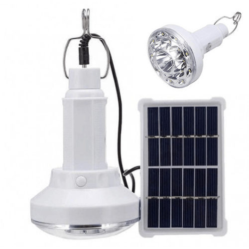 Andowl Rechargeable Solar Led Bulb Light SMD Lamp QY-022