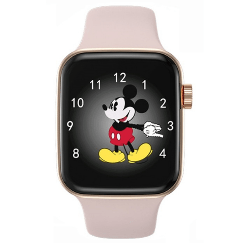Android Smart Watch 1.54 Inch Full Screen Touch ECG Heart Rate Monitor Bluetooth Call Pedometer Calculator Stopwatch C500