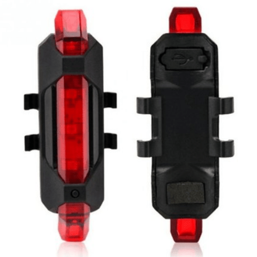 Bicycle LED Light USB Rechargeable, Light And Waterproof With 4 Modes BS-216