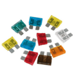 Car Chip Fuses With Tongs 101pcs RCHANG 24742