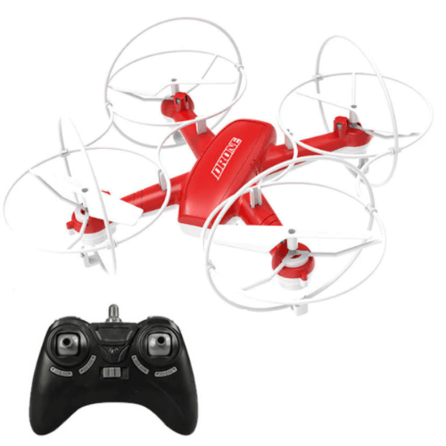 Drone With 720P HD Camera With Remote Control, 6-AXIS and 20 Minute Flight Time Helicopter by WiFi Real-Time Transmission RC Quadcopter CHENG FEI - CF933
