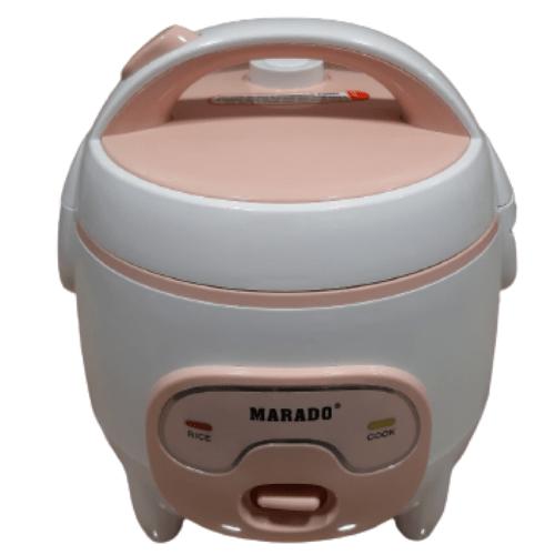 Electronic Rice and Food Cooker 300W, 50-60Hz, 1,6 Liter, MARADO CFXB160 Pink