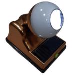 Hi Sheen Multi-Function Rotatable Solar Energy Lamp 5led+1W HS-3999-A