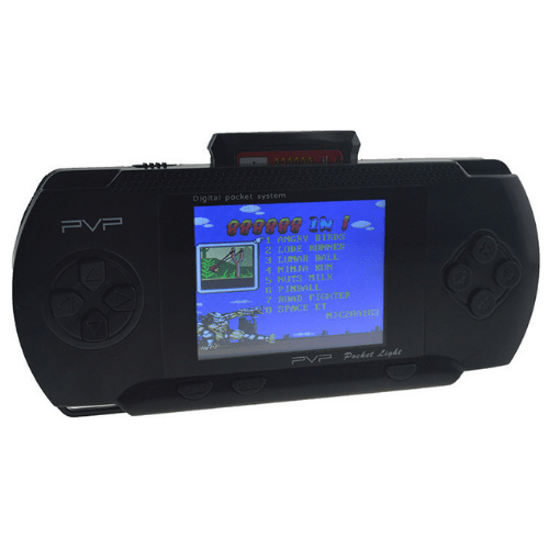 Portable Gaming Console With 900000 Classic Built-In Games PVP Station Light 3000