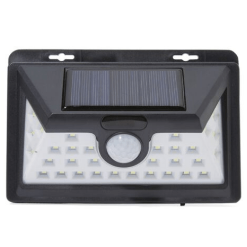 Solar Induction Lamp Energy Saving Human Induction Solar Charging OEM-1828A