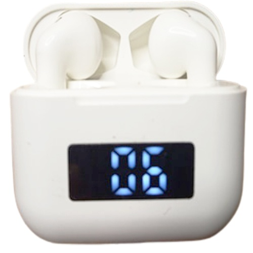 Wireless Earphones With Charging Case And Color LED Display TWS PRO-12