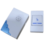 Wireless Smart Colorful Flasher Door Chimel With Remote Control,32 Polyphony Sounds Doorbell 232161