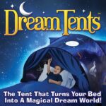 Dream Tent-The Tent hat Turns your Bed into a Magical Dream World