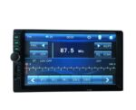 Car Stereo 7 Inch HD Bluetooth Touch Screen MP5 MP4 Player Short Version support Rear View-7010B